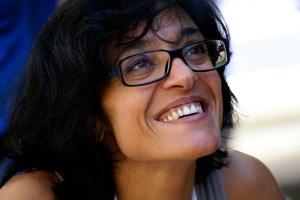 L'autrice Michela Marzano