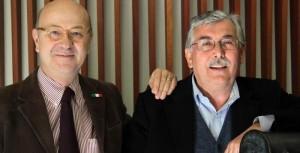 Sergio Rizzo e Gian Antonio Stella