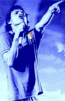 Jagger, Torino 1982