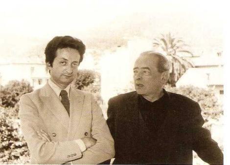 Witold Gombrowicz e Dominique de Roux